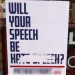 Will Your Speech Be ---------